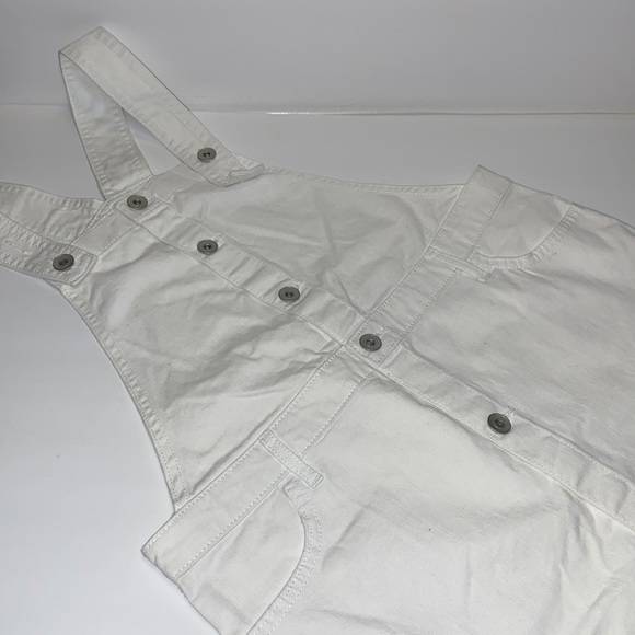 The Children's Place Jean Overall Dress